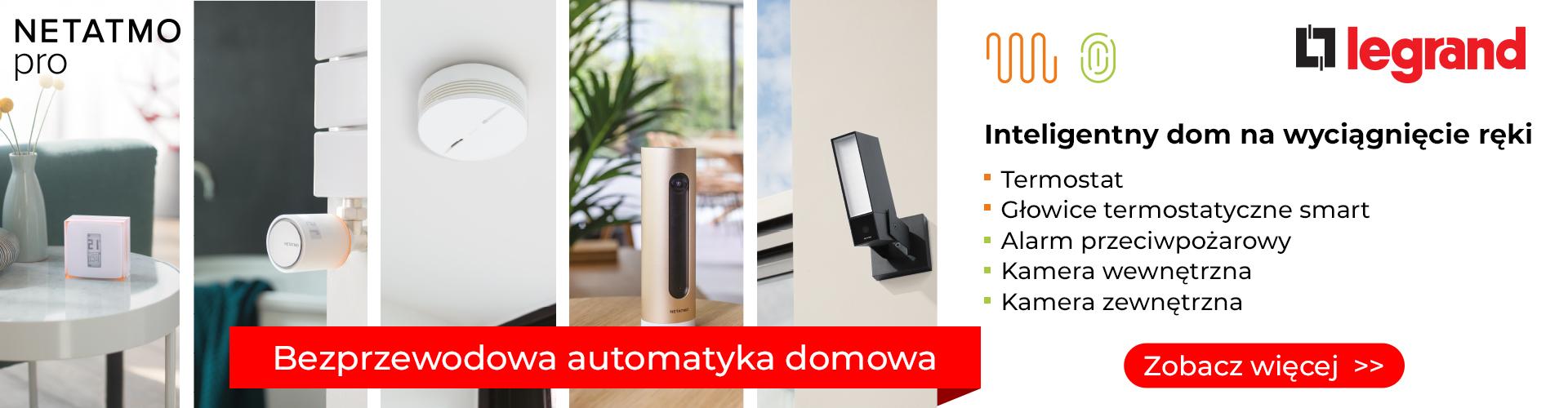 NETAMTO - bezprzewodowa automatyka domowa